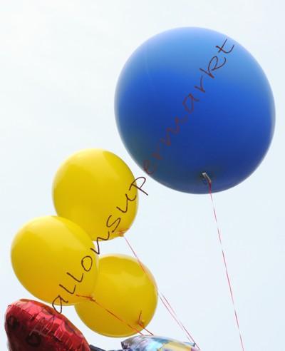 Luftballons Deutschland